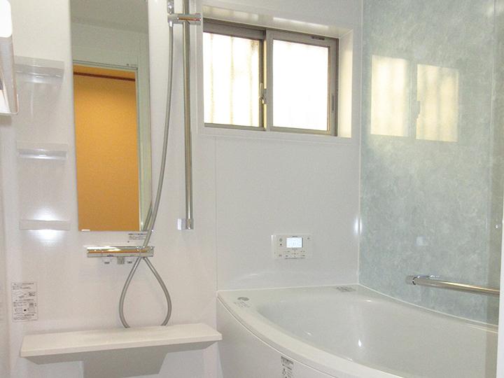 岡山市 G様邸 浴室リフォーム
