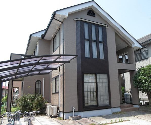 岡山市 Y様邸 外壁塗装・屋根修繕