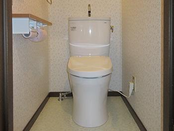 トイレ、ウォシュレット、便座、排水、岡山、香川、創拓、リフォーム、リノベーション、修繕、修理