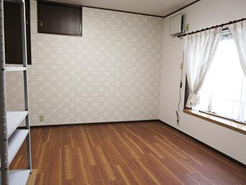 木目、壁紙、窓、岡山、創拓、香川、リフォーム、内装
