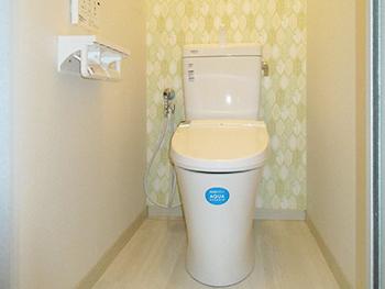 岡山、香川、創拓、リフォーム、ウォシュレット、トイレ、温水、一体型