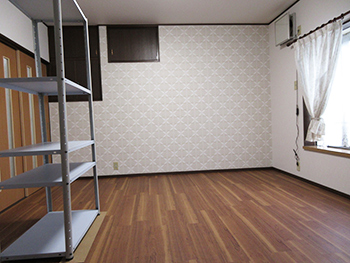 岡山、創拓、香川、内装、リフォーム、ユカ、フローリング、木目、壁紙、窓