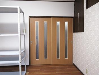 岡山、香川、創拓、、リフォーム、ドア、引戸、内装、フローリング、壁紙