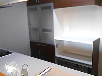 岡山、香川、創拓、キッチン、台所、システム、壁紙、クロス、食器棚、食洗機、リフォーム