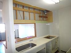 岡山、香川、創拓、リフォーム、収納、キッチン、台所、システム、施工、カウンター