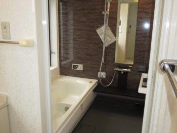 和気郡 F様邸 浴室リフォーム施工事例