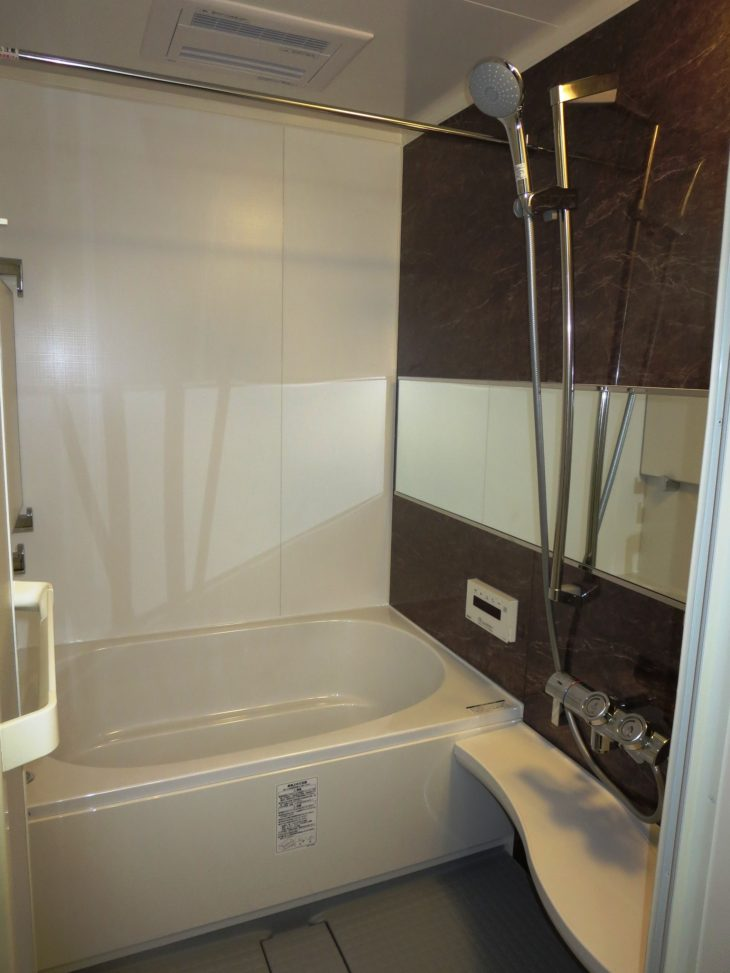 岡山市 M様邸 浴室リフォーム