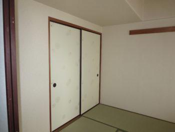 岡山、香川、創拓、リフォーム、リノベーション、修繕、修理、天井・壁クロス張替え、畳表替え(6畳間)、襖張り替え