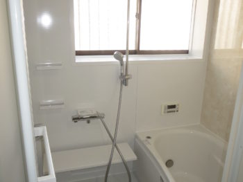 岡山市 H様邸 浴室リフォーム