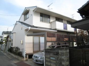 岡山市 O様邸 屋根・外壁塗装