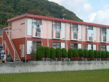 アパート 屋根・外壁塗装