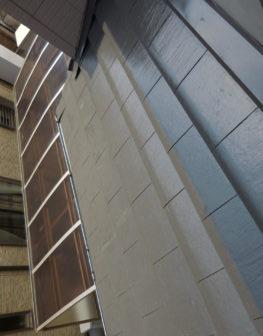 岡山市 A様邸 屋根塗装施工事例