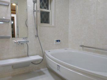 岡山市 C様邸 浴室リフォーム