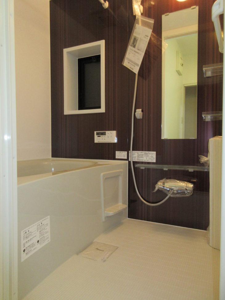 岡山市 アパートオーナー様 浴室リフォーム施工事例