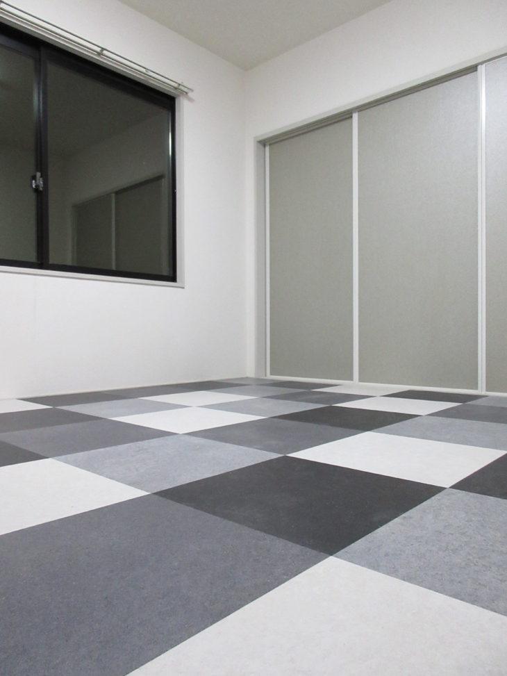 岡山市 アパートオーナー様 LDKリフォーム施工事例