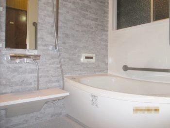 岡山市 O様邸 浴室リフォーム