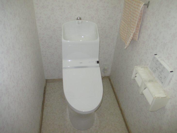 岡山市 K様邸 トイレリフォーム