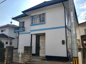 岡山市 M様邸 屋根・外壁塗装