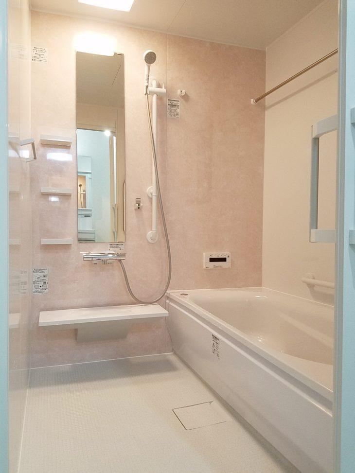 岡山市 A様邸 浴室リフォーム施工事例