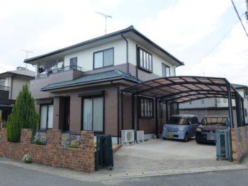 岡山市 K様邸 屋根・外壁塗装