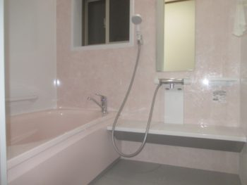 岡山市 T様邸 浴室リフォーム