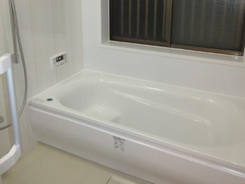 岡山市 W様邸 浴室リフォーム