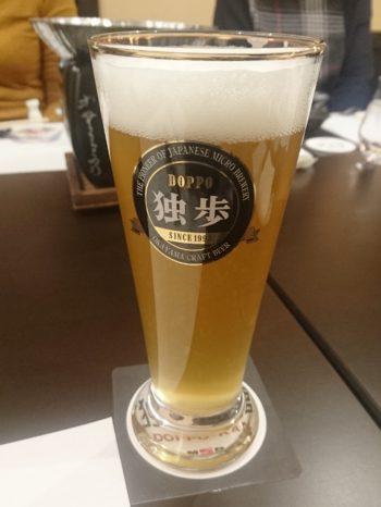 岡山市、独歩、ビール、酒、アルコール、宮下酒造