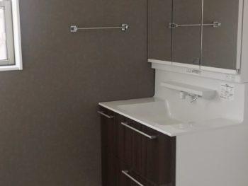 倉敷市 Ⅿ様邸 洗面台リフォーム施工事例