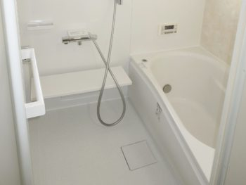 岡山県岡山市南区 F様邸 浴室リフォーム施工事例