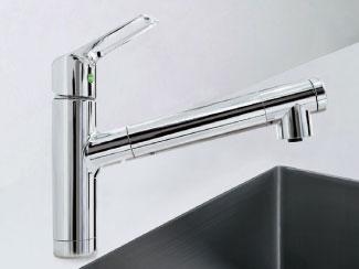 LDK キッチン 水栓