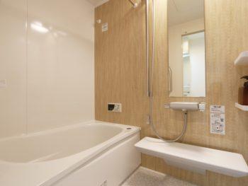 岡山市中区 I様邸 中古マンション 浴室リフォーム施工事例