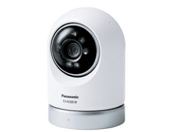 Panasonic 屋内スイングカメラ