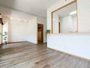 岡山市中区 I様邸 中古マンション フルリフォーム施工事例